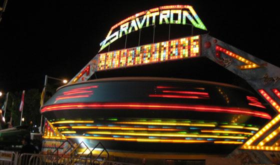 Virginia Beach Gravitron Atlantic Fun Park